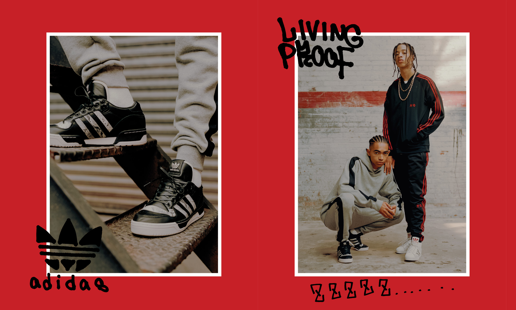 adidas Originals by UNITED ARROWS & SONS -NEW COLLECTION inspired by 80's HIP HOP CULTURE –