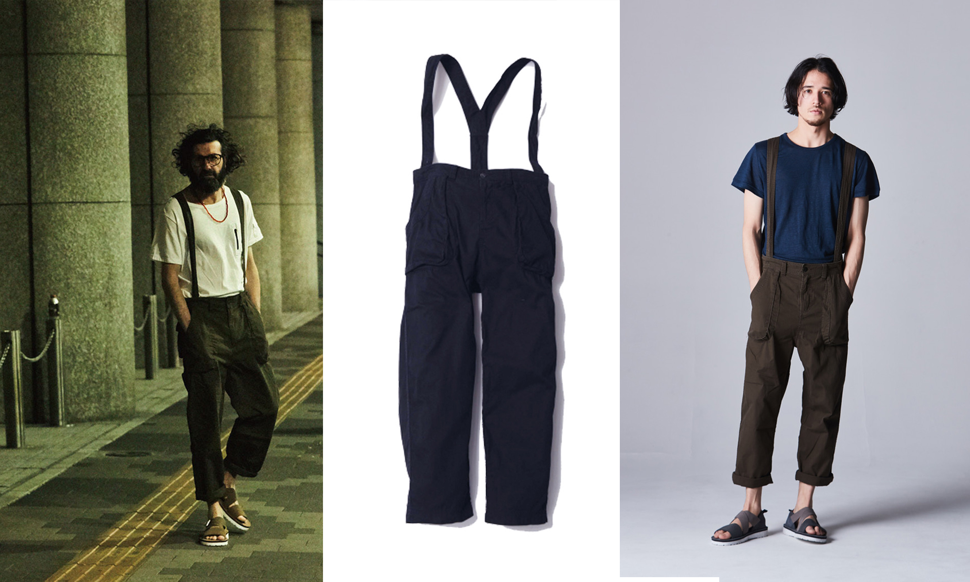 VIRGOwearworks -PAINTER PANTS-