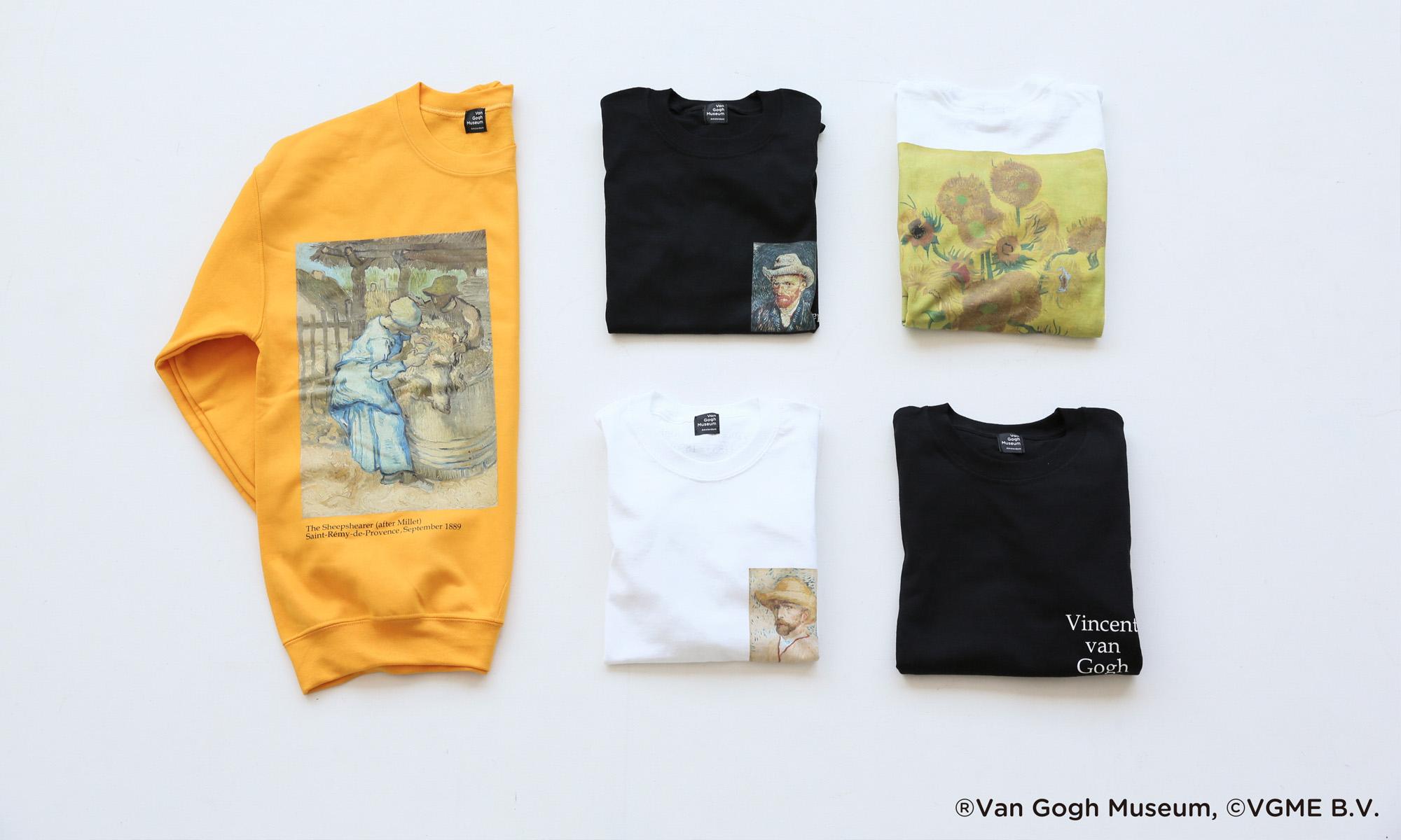 大人の男は芸術の秋もオシャレに楽しむ! JOURNAL STANDARD EXCLUSIVE -Van Gogh Museum-