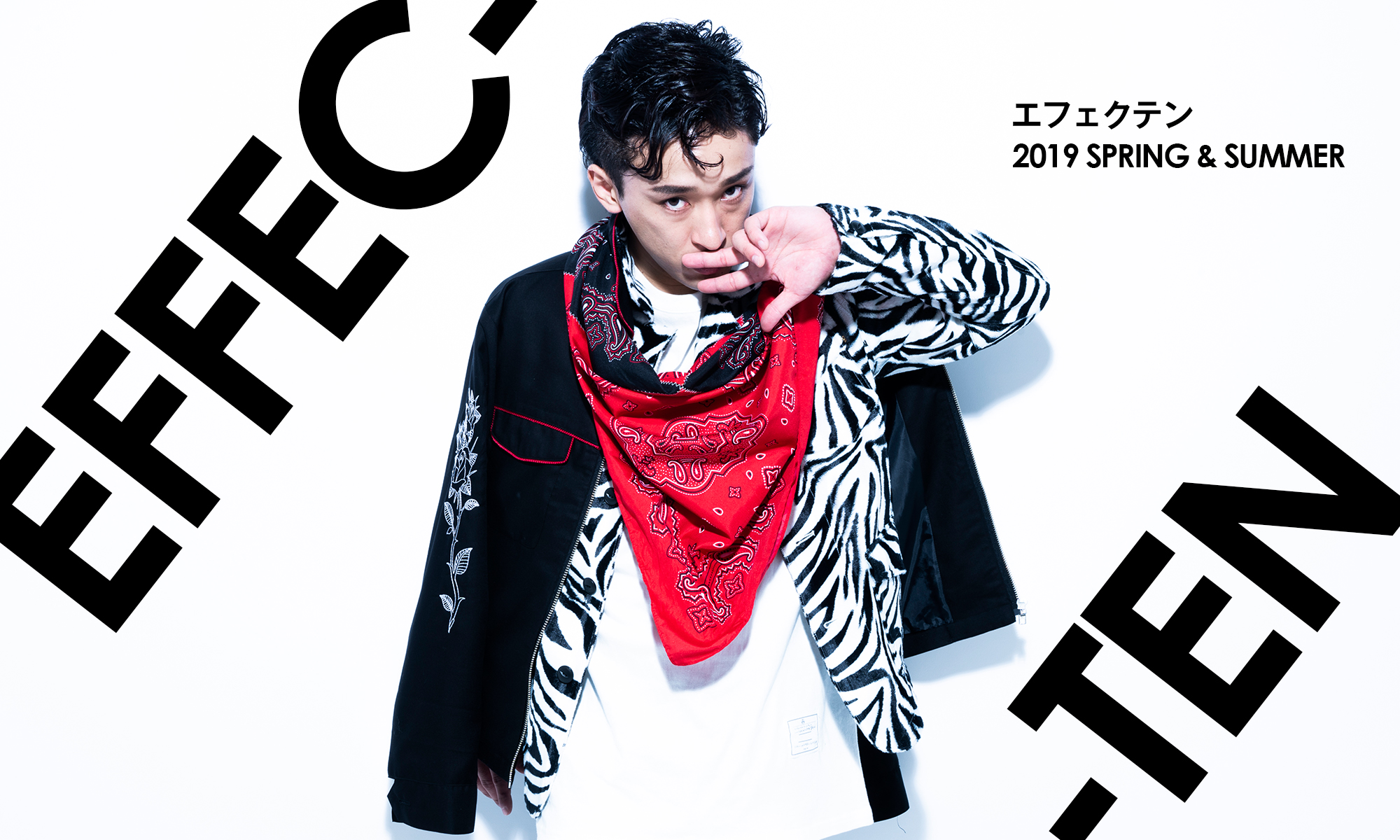 EFFECTEN -2019 SPRING & SUMMER COLLECTION-