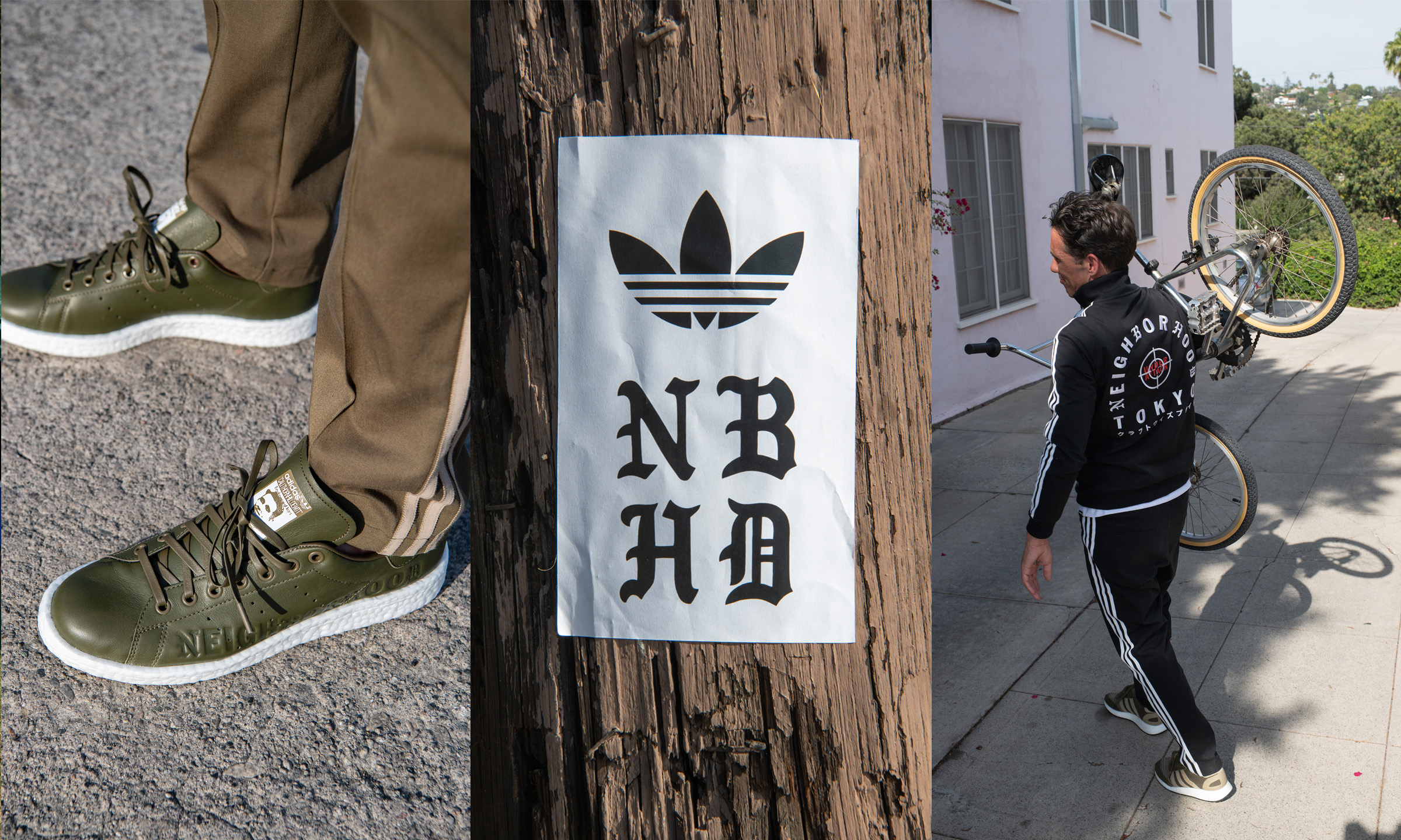 adidas Originals by NEIGHBORHOOD -COLLABORATION WORK-