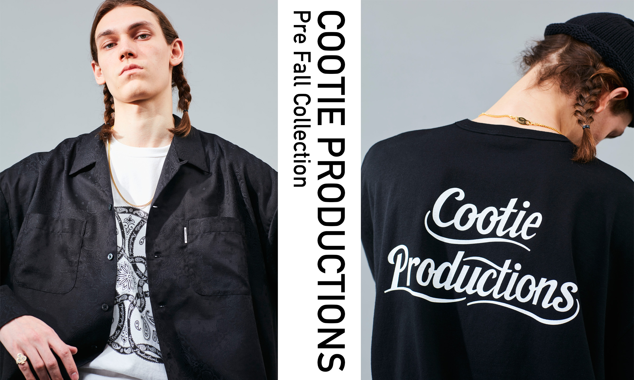 キッズが夢見る大人限定アイテム! COOTIE PRODUCTIONS -Pre Fall Collection [Adults Only]-