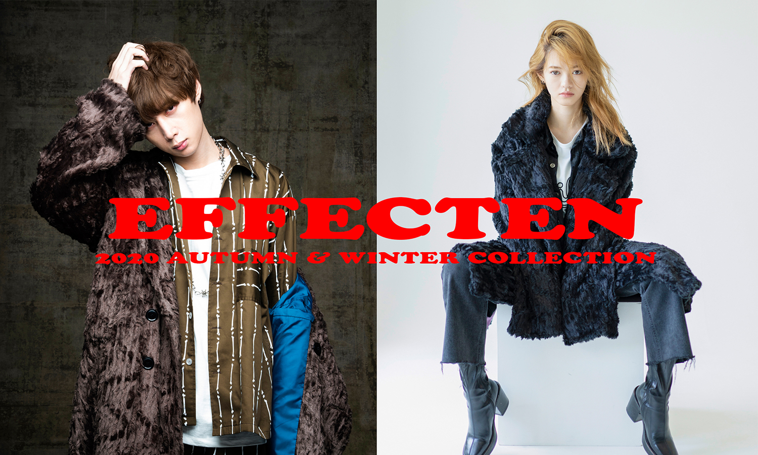 EFFECTEN -2020 AUTUMN & WINTER COLLECTION-