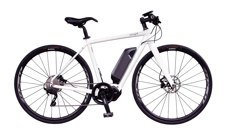 Seraph -E-CROSSBIKE- E-クロスバイクの真打が登場