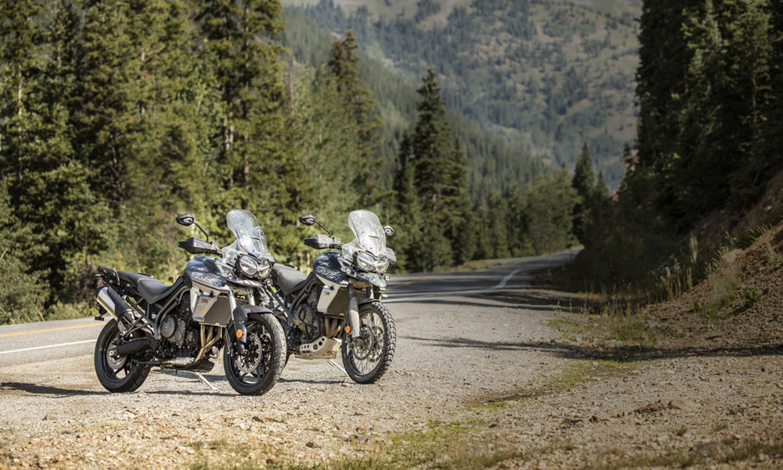TRIUMPH MOTORCYCLES -TIGER800XR / XC series-